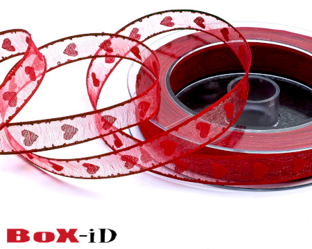 Sweet Emotion : rood        15mm x 20m