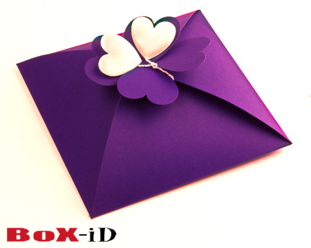 Jade love light   mat violet